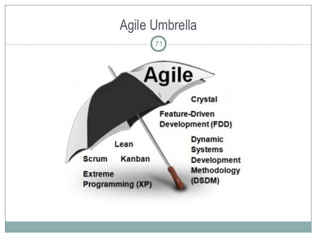 Agile Umbrella 71