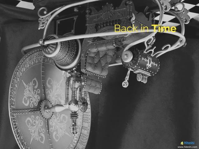 Back in Time www.hiteshi.com