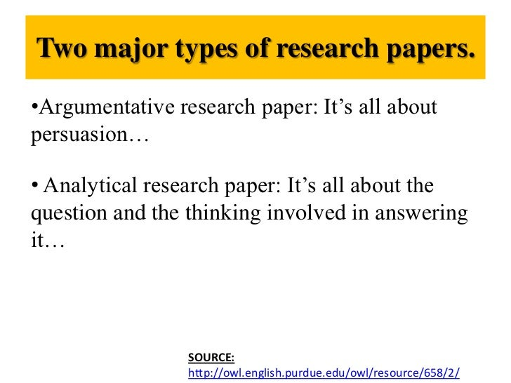 From Research to Paper: How to Write a Research Paper