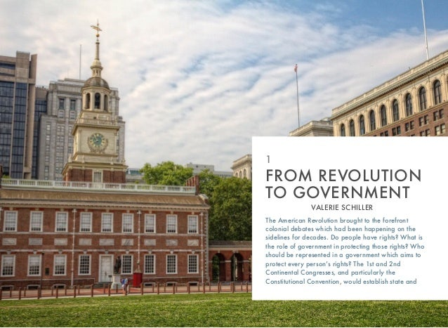 The American Revolution brought to the forefront colonial debates which had been happening on the sidelines for decades. D...