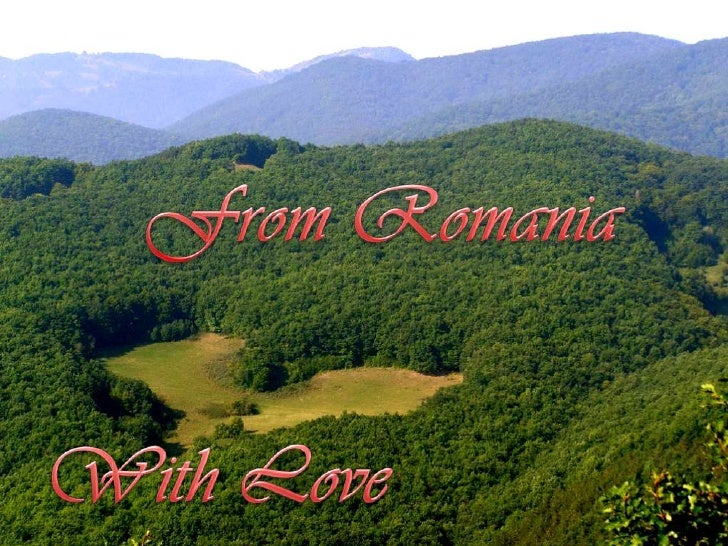 From Romania<br />With Love<br />