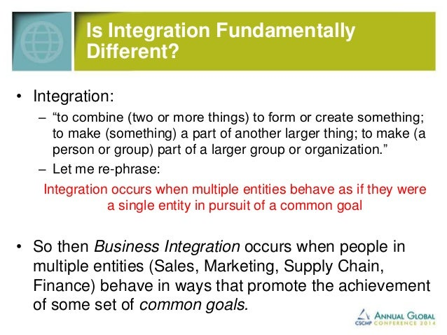 goal and true integration The goal of ci is to automate build and verifications so problems can be  this is  true, but an esb has some very distinct features that set it apart in terms of.