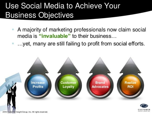 From Stalled Social Media to Engaged Customers Slide 3