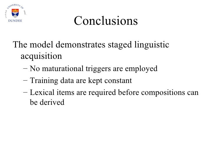 a description of syntactic priming Structural priming and the representation of language - volume 40 - holly p branigan, martin j pickering.