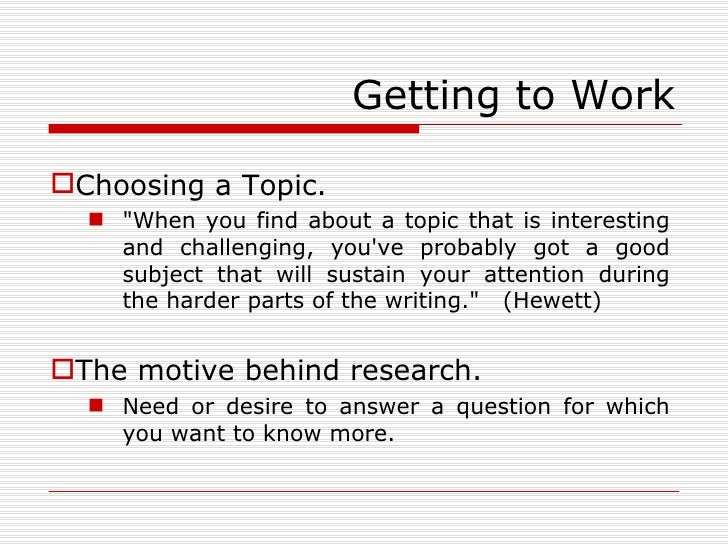 from topic to presentation my student s suggested writing topics 7