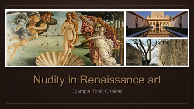 essay renaissance art The renaissance was a period in european history marked by a cultural flowering the renaissance is defined as the revival or rebirth of the arts.