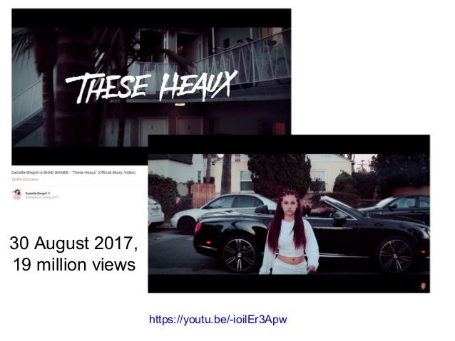 From YouTube to TV, and back again: Viral video child stars and media flows in the era of social media Slide 3
