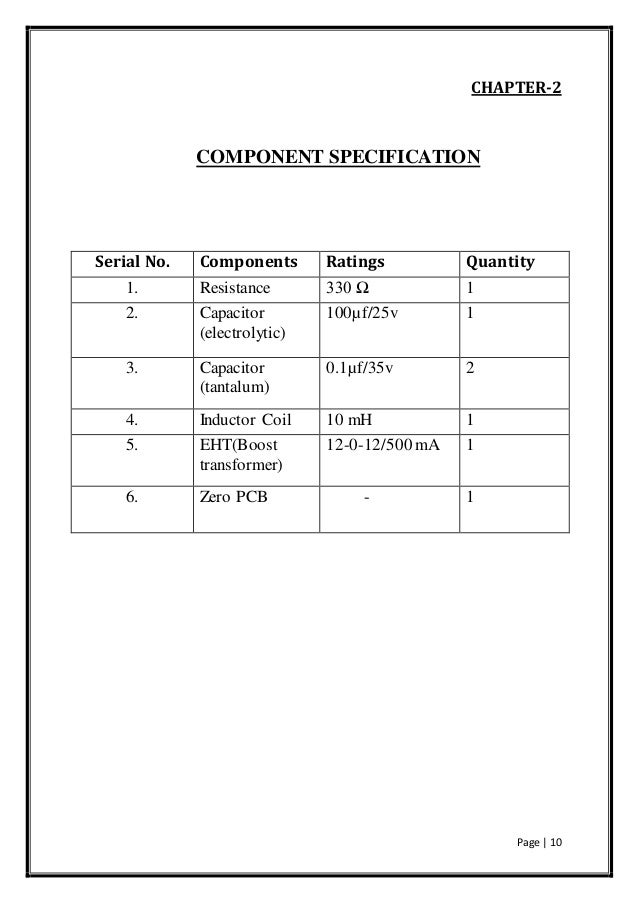 Front Pages Of Report 132kv Gss Sitapura Jaipur