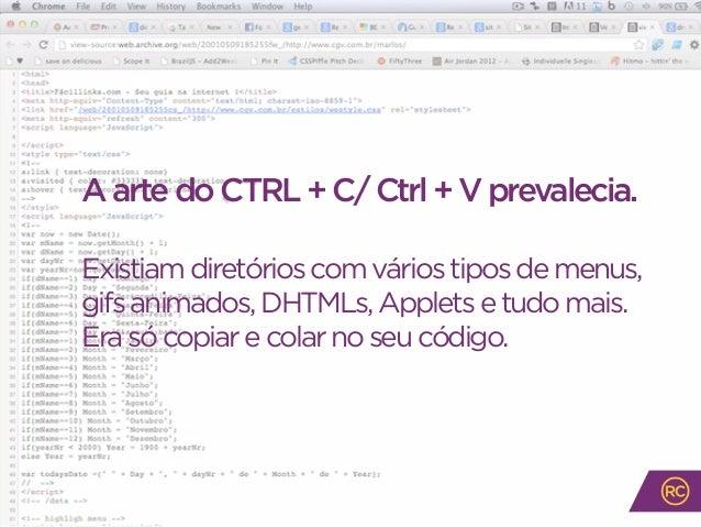 Comopassardotempoadivisãodoscargosfoiaumentandojuntocomapopularizaçãodastecnologias.webdesignerwebdeveloperwebwriterprogra...
