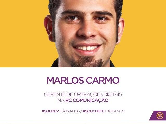 marlos@gmail.comtwitter.com/marloscarmofacebook.com/marloscarmogithub.com/marloscarmo