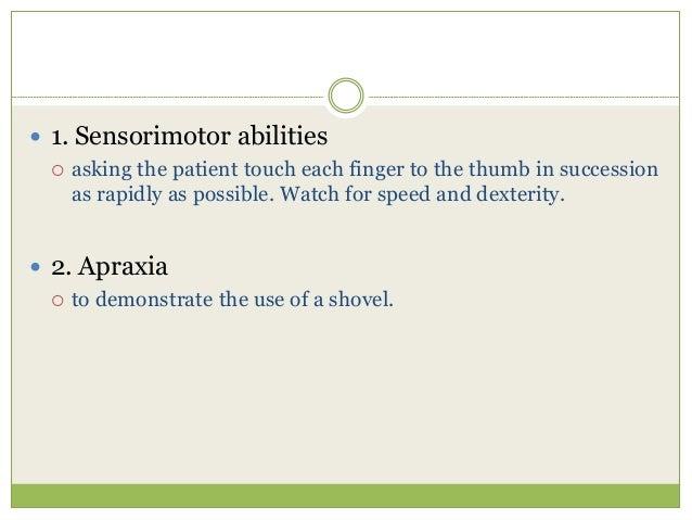 Supplementary Motor Cortex Sup. Frontal gyrus Med. Surface; Brodmann's area 6,8  Input  cingulate gyrus, thalamus, senso...