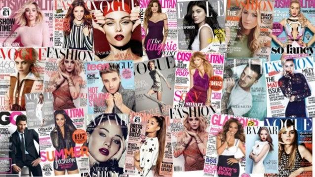 Fashion Magazine Front Cover Analysis