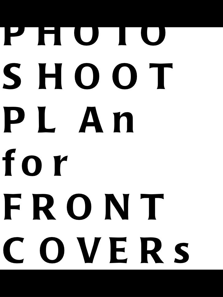PHOTO SHOOT PL An for FRONT COVERs