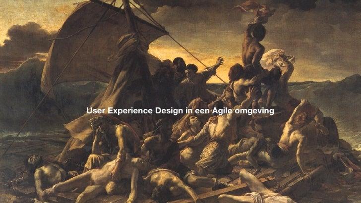 User Experience Design in een Agile omgeving