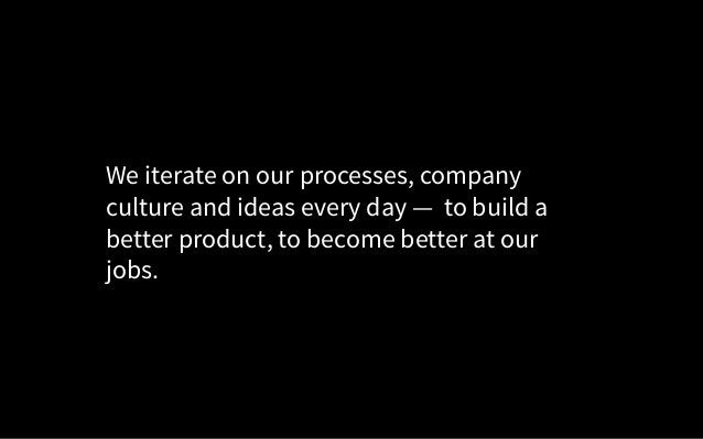 It's a startup life: from idea to execution.