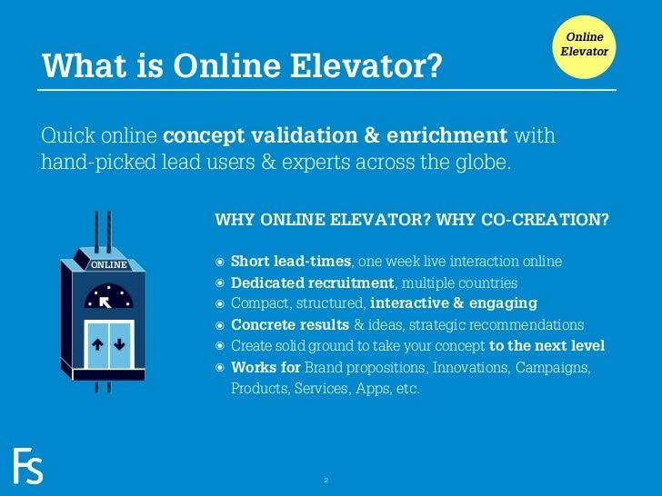 elevator online
