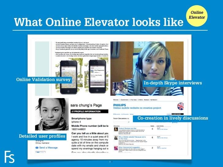 Fronteer Strategy Online Elevator Flyer 2012
