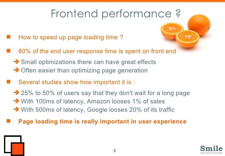 Front-end performances slideshare - 웹