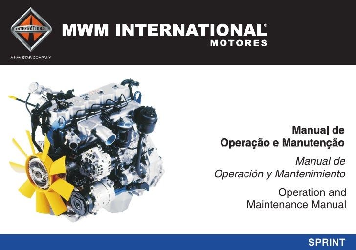 frontier manual de operacao e manut mwm rh slideshare net mwm sprint 6.07 tca manual motor mwm sprint 2.8 manual