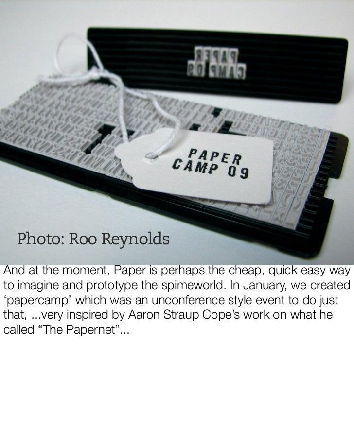 Photo: Roo Reynolds                                SCHULZE                                                      & WEBB And...