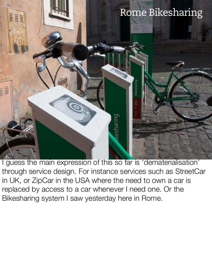 Rome Bikesharing                                                             SCHULZE                                      ...