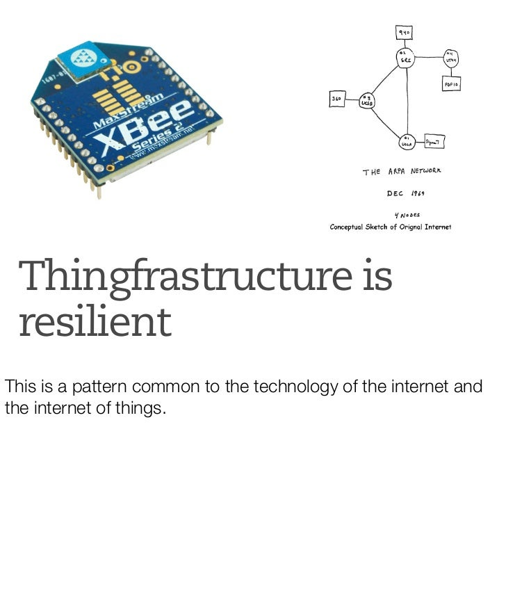 Thingfrastructure is  resilient                                            SCHULZE                                        ...
