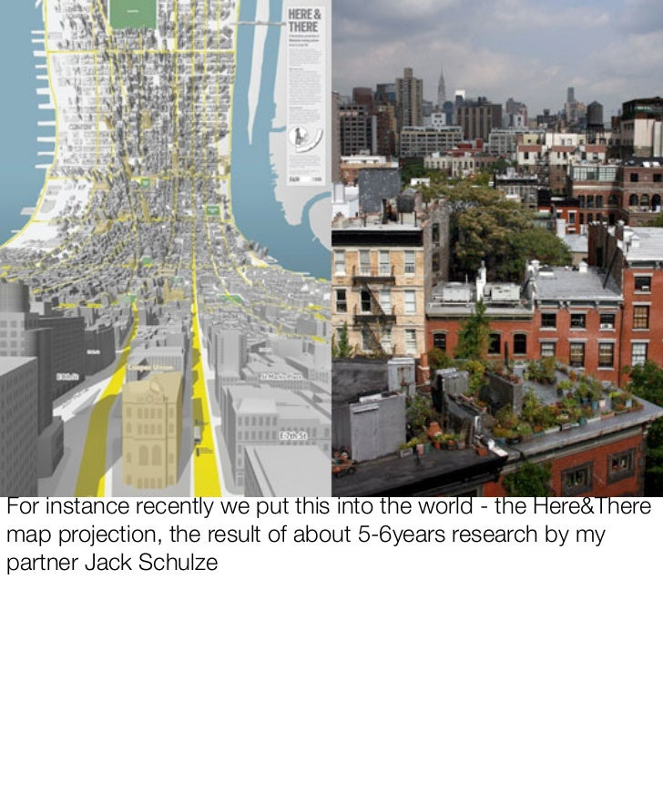 SCHULZE                                                        & WEBB For instance recently we put this into the world - t...