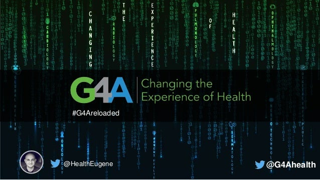 #G4Areloaded @HealthEugene @G4Ahealth
