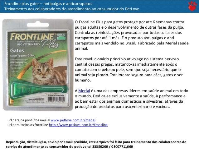 1a556bf0b frontline plus para gatos antipulgas e anticarrapatos