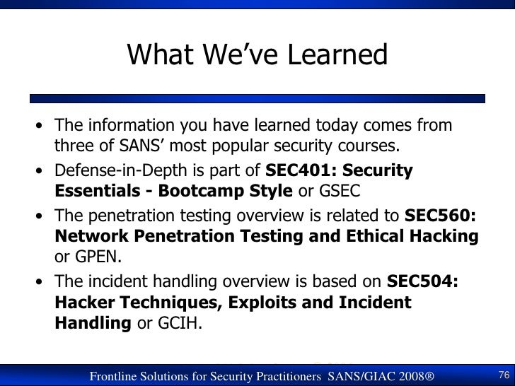 This remarkable testing online penetration Network training serious? the amusing
