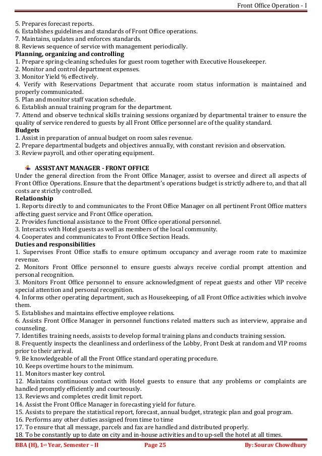 Role of food and beverage department in hotel 8 page essay