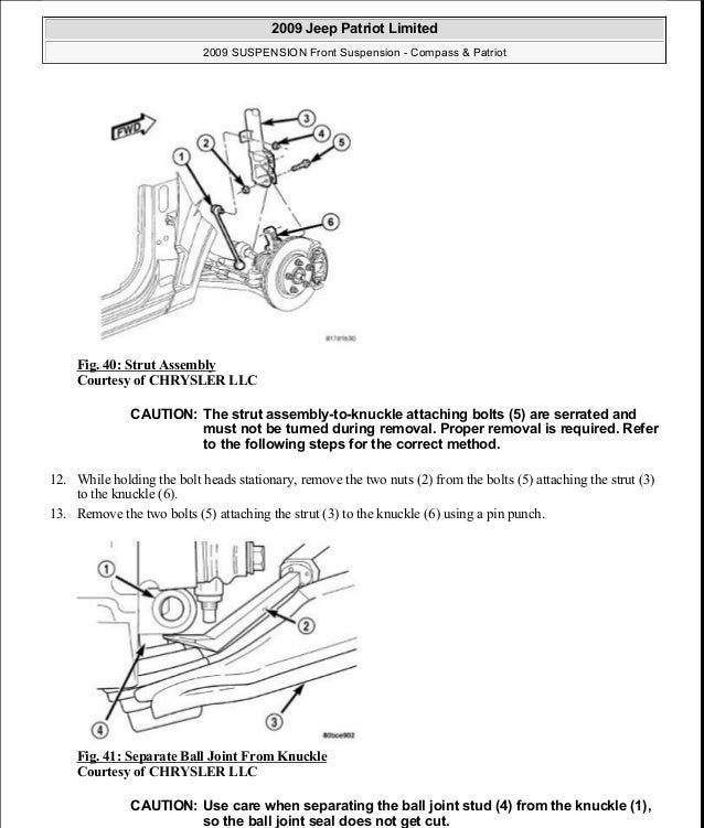 2012 Jeep Compass Transmission Diagram For A Removal