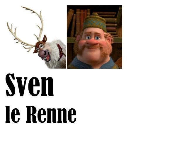 Oaken le Petit Commerçant Elsa la Reine