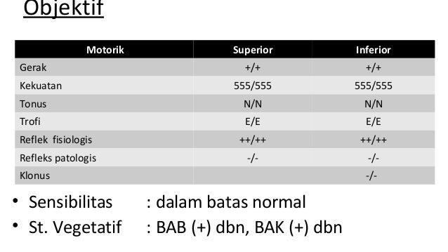 Diagnosis 1. Diagnosis Klinis : nyeri bahu kiri (gerakan aktif dan pasif), lingkup gerak sendi bahu kiri terbatas Diagnosi...
