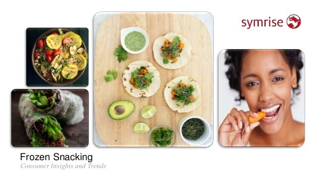 Frozen Snacking Consumer Insights and Trends