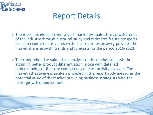 U.S. Yogurt Market - Statistics & Facts