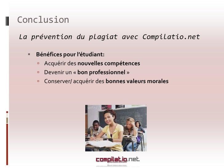 Votre administrateur Compilatio.net dans votre établissement est:<br />         @<br />Merci de votre attention<br />conta...