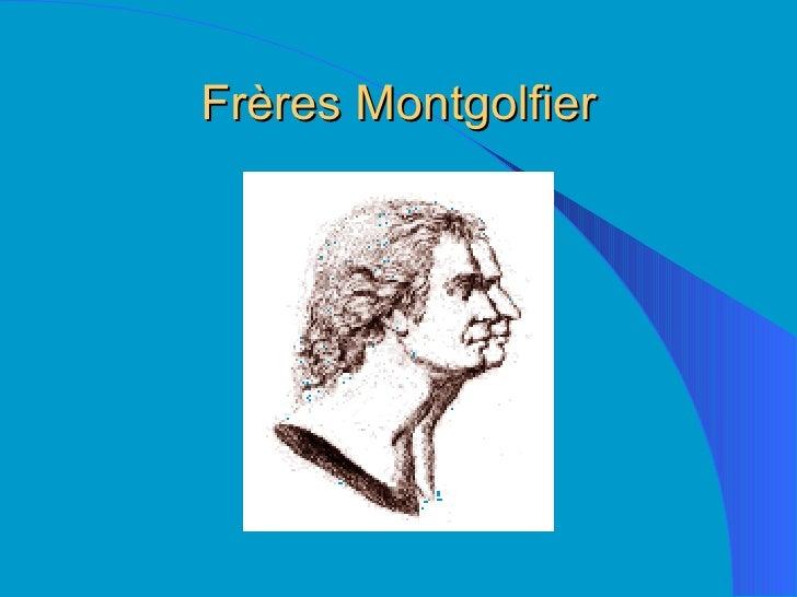 Frères Montgolfier
