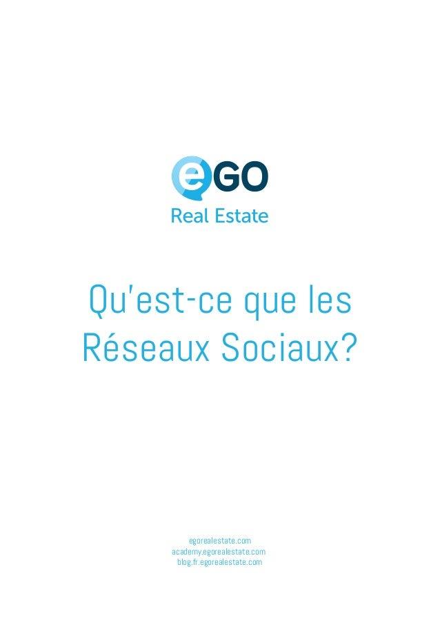egorealestate.com academy.egorealestate.com blog.fr.egorealestate.com Qu'est-ce que les Réseaux Sociaux?