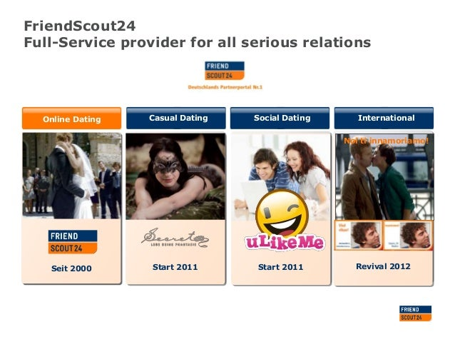 Friendscout24 dating site
