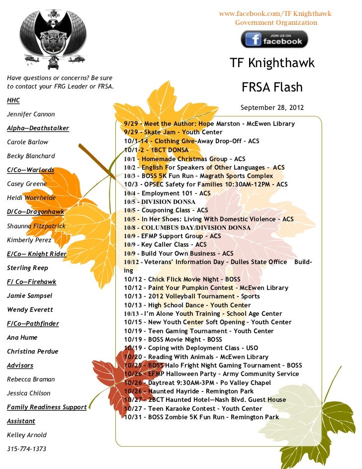 www.facebook.com/TF Knighthawk                                                                        Government Organizat...