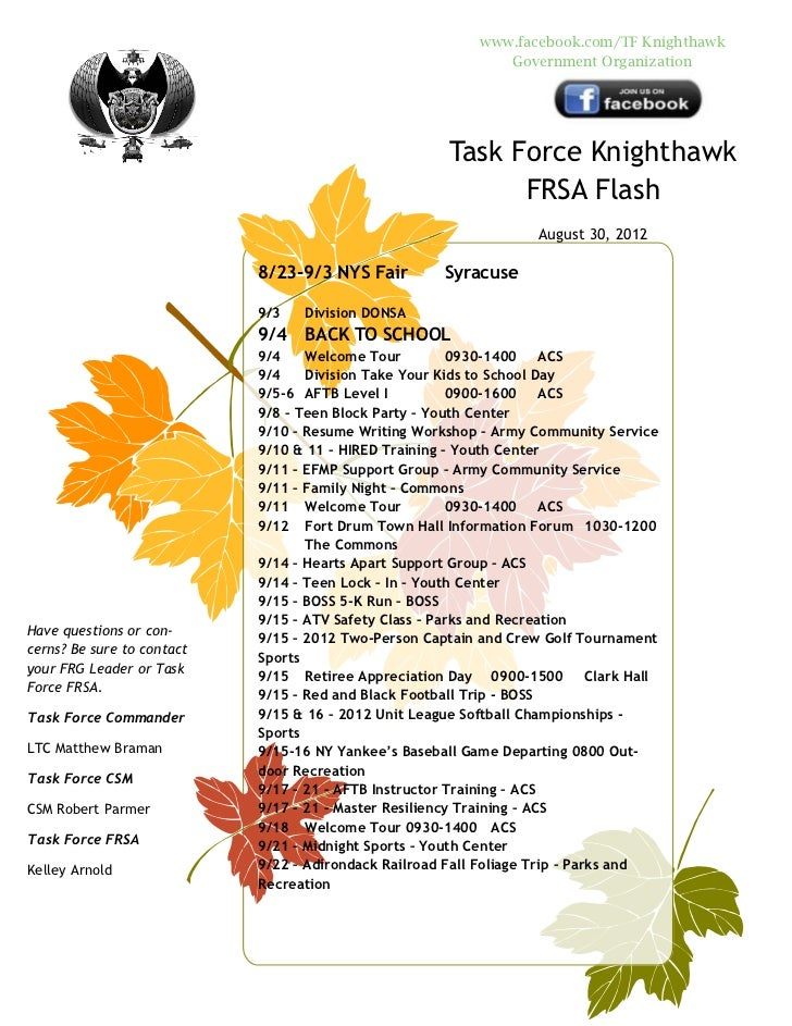 www.facebook.com/TF Knighthawk                                                              Government Organization       ...