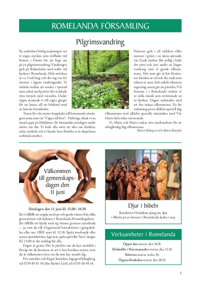 Skord: romelanda - Sk Slktforskningsbiblioteket - Geneanet