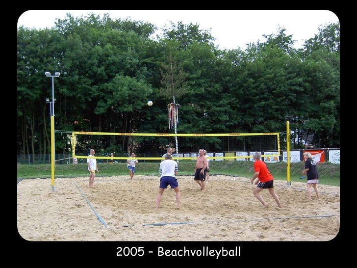 2005 – Beachvolleyball<br />