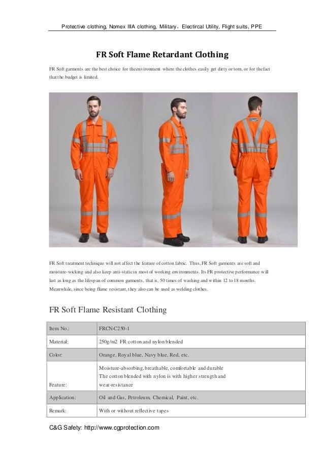 36001d55944a Fr soft flame retardant clothing