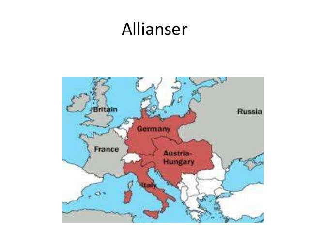 Allianser