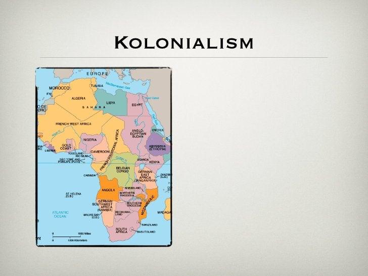 Kolonialism       !