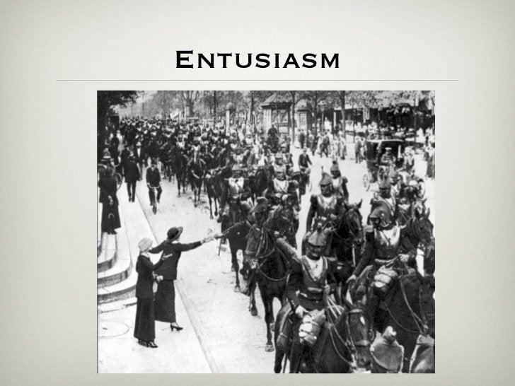 Entusiasm            !