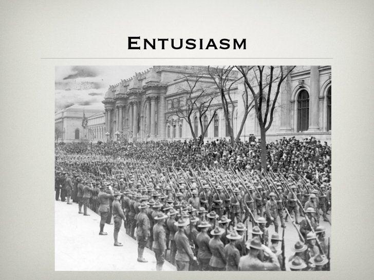 Entusiasm                !            !