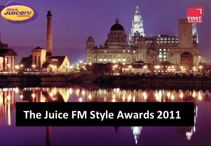 The Juice FM Style Awards 2011